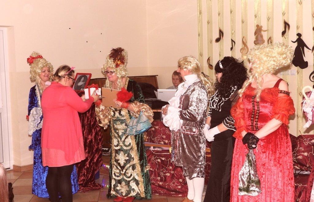 """Teatr """"My"""" stał się gwiazdą eventu i poruszył serca naszych najcenniejszych członków rodziny …"""