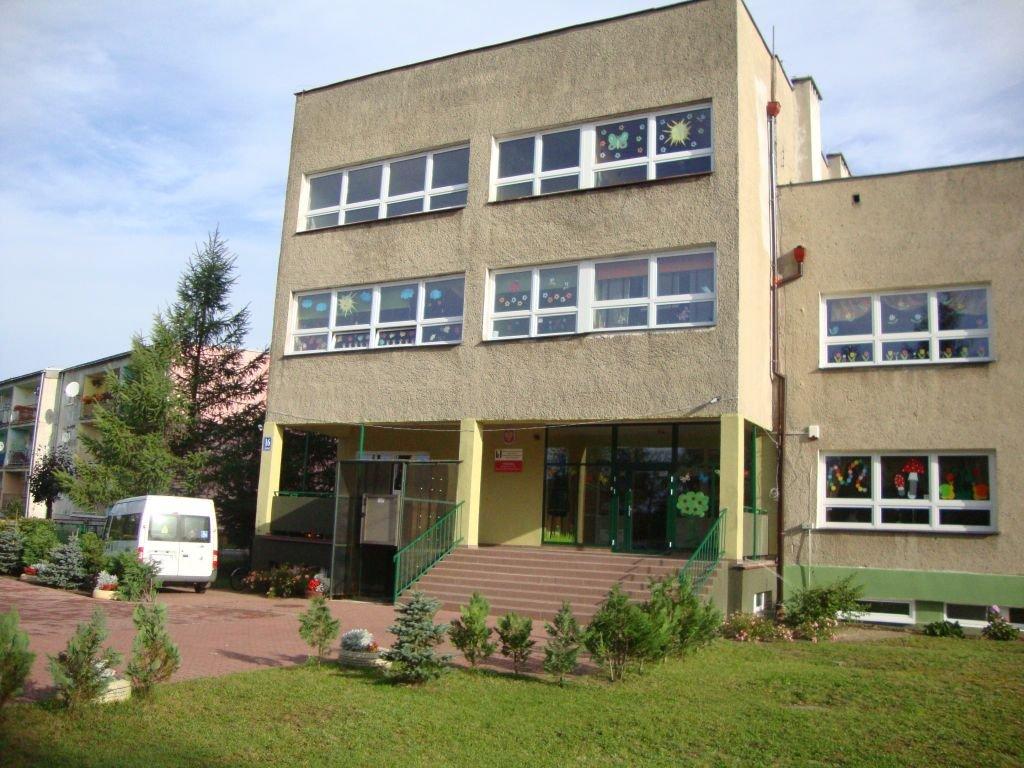 Budynek OREW Przybiernów