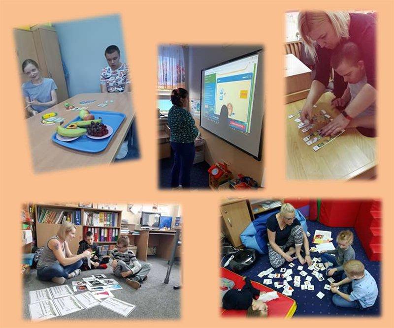 orew ostromice - różne metody rehabilitacji z dziećmi