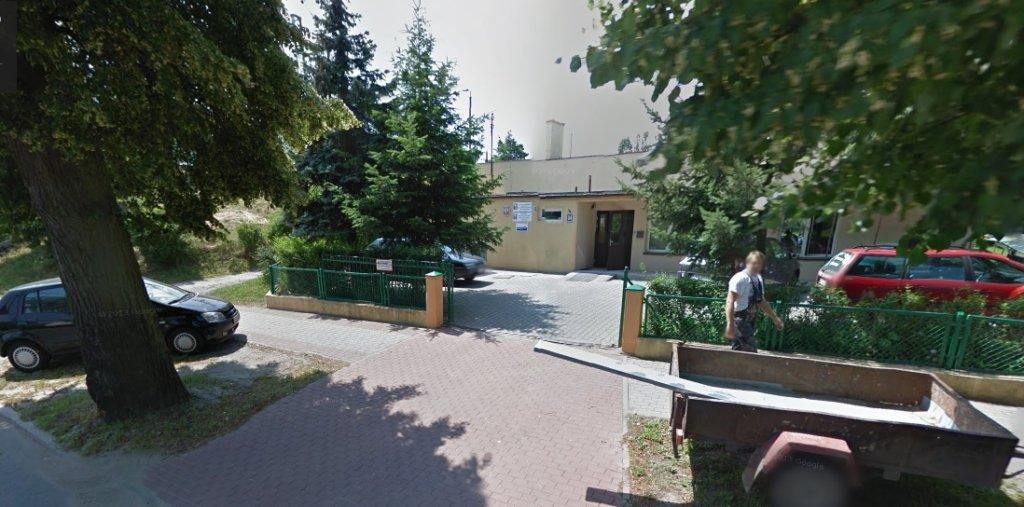 Budynek PSONI koło w Wolinie znajdujący się na ul. Mickiewicza 14  72-510 Wolin